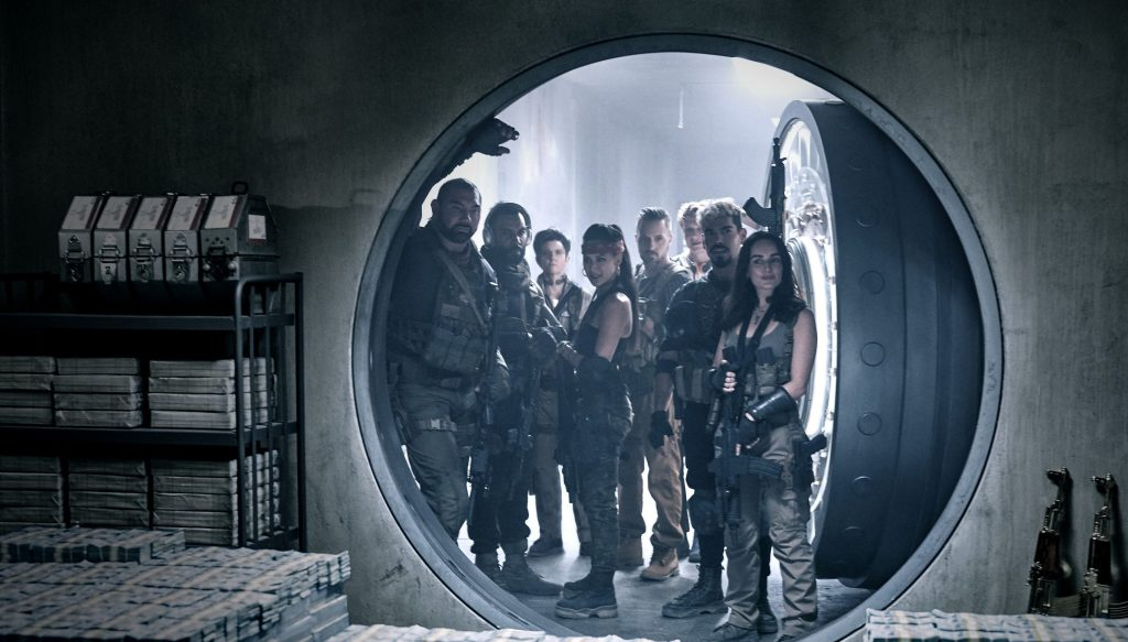 'Army of the Dead' Ranks # 1 on Nielsen's US Streaming Chart – News Block