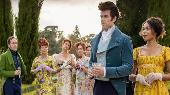 'Bridgerton': First-Look At Season 2 Of
