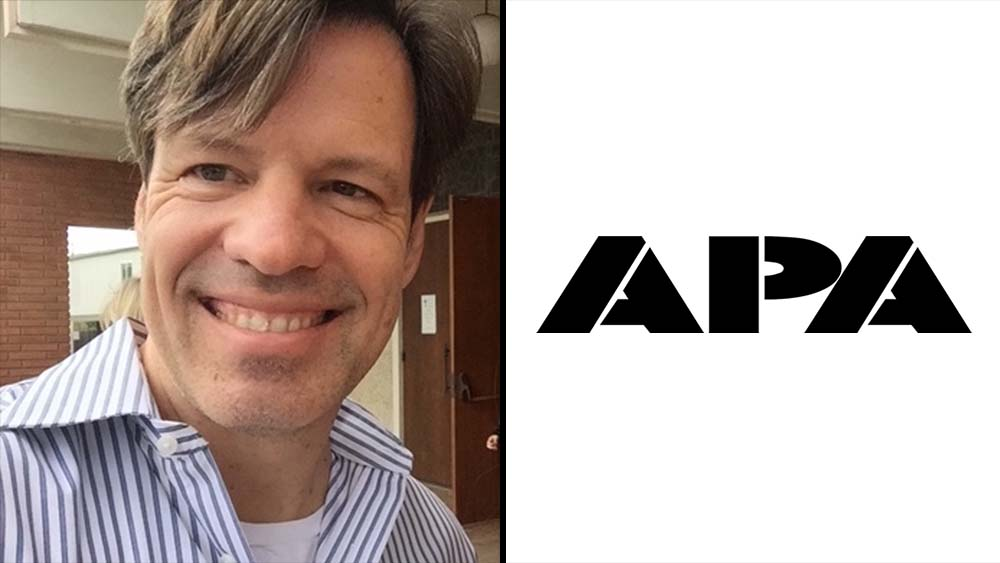 'Leverage' Co-Creator & EP Chris Downey Inks With APA.jpg