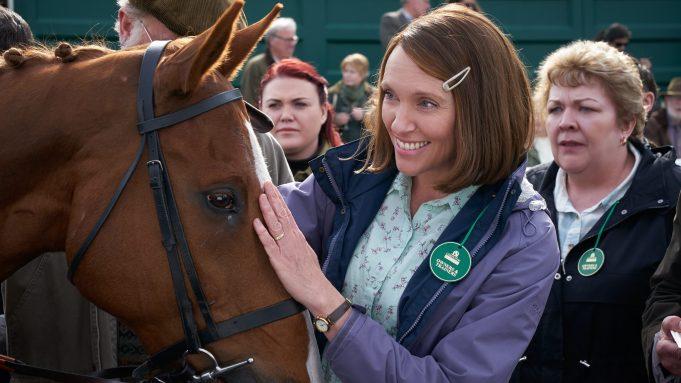 Toni Collette in 'Dream Horse'
