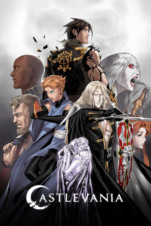 'Castlevania' terminará na 4ª temporada com a Netflix que está de olho nas novas séries do mesmo universo 1