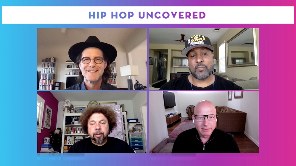 """'Hip Hop Uncovered' Creators Explain How They Came Up With """"Fresh Angle"""" On The Art Form – Contenders TV Docs + Unscripted"""