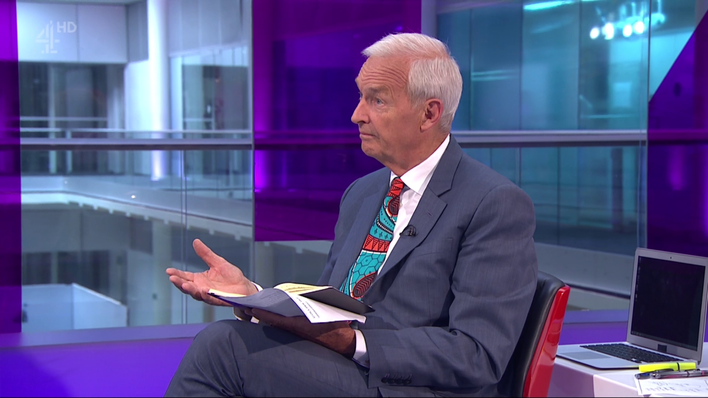 Jon Snow: Iconic British News Anchor To Leave Channel 4 News After 32 Years