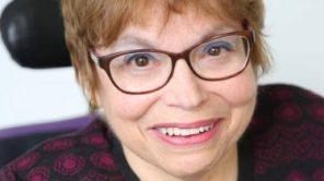 Aktivis hak-hak penyandang disabilitas Judy Heumann