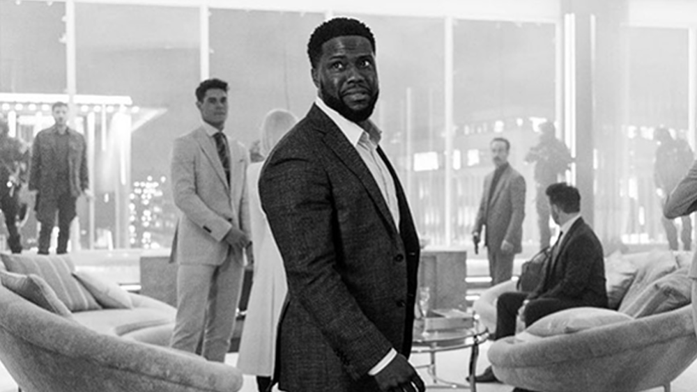 Kevin Hart & Woody Harrelson Action Comedy 'Man From Toronto' Sets MLK 2022 Debut