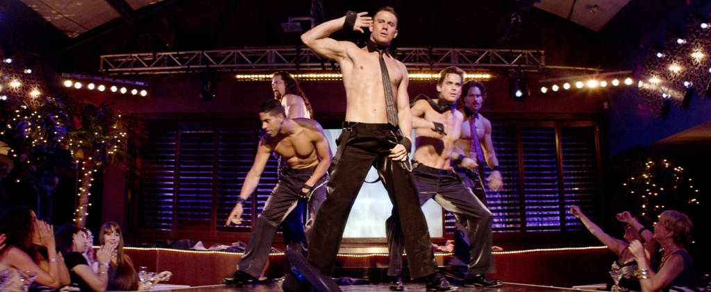 'Magic Mike' Unscripted Competition Series Ordered At HBO Max With EPs Channing Tatum & Steven Soderbergh.jpg