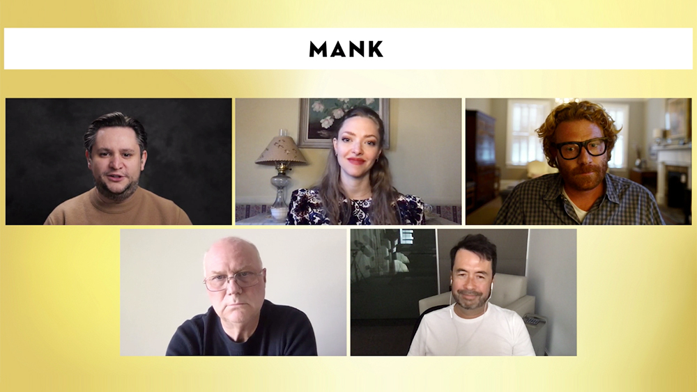 "'Mank' Team On Bringing Old Hollywood Back To Life: ""It Was A Tricky Tightrope"" – Contenders Film: The Nominees.jpg"