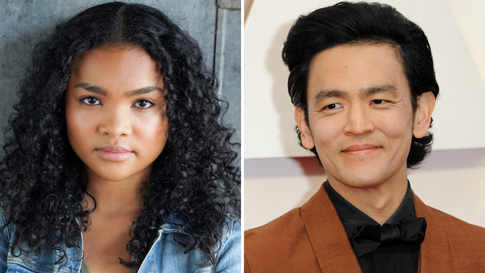 Mia Isaac Joins John Cho In 'Don't Make Me Go' From Director Hannah Marks & Amazon Studios.jpg