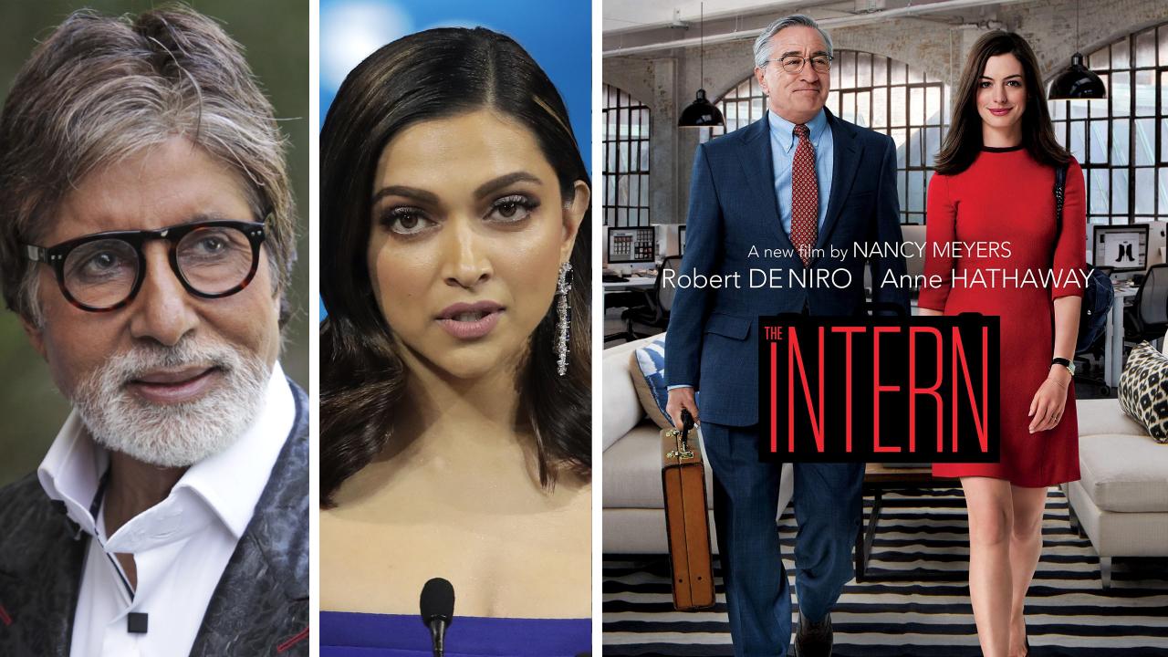 Amitabh Bachchan Cast In 'The Intern' Hindi Remake – Deadline