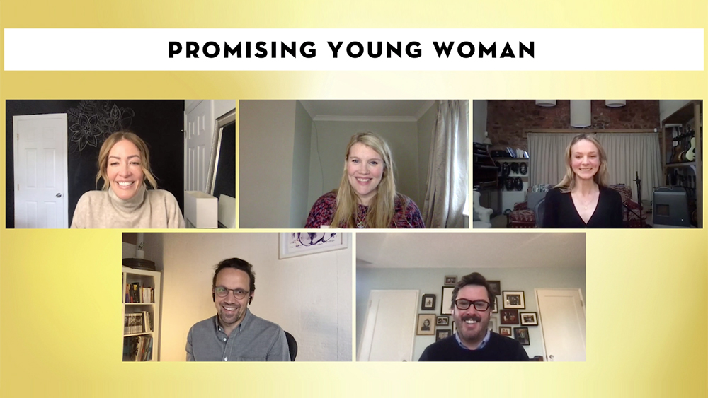 "'Promising Young Woman' Team On Balancing Seriousness And Entertainment: ""It's An Unusual Movie"" – Contenders Film: The Nominees.jpg"