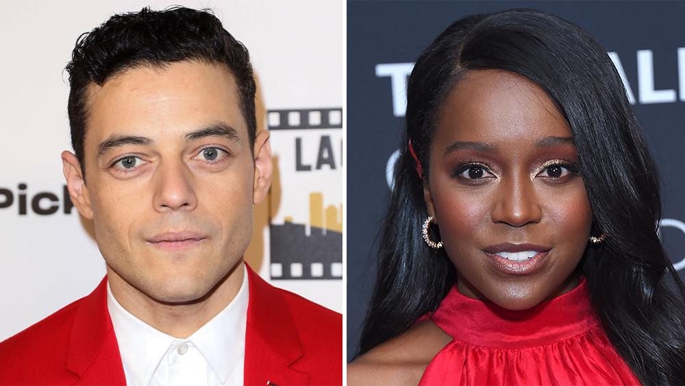 Rami Malek & Aja Naomi King To Star In Season 2 Of Hit QCode Podcast 'Blackout'; TV Package In The Works.jpg