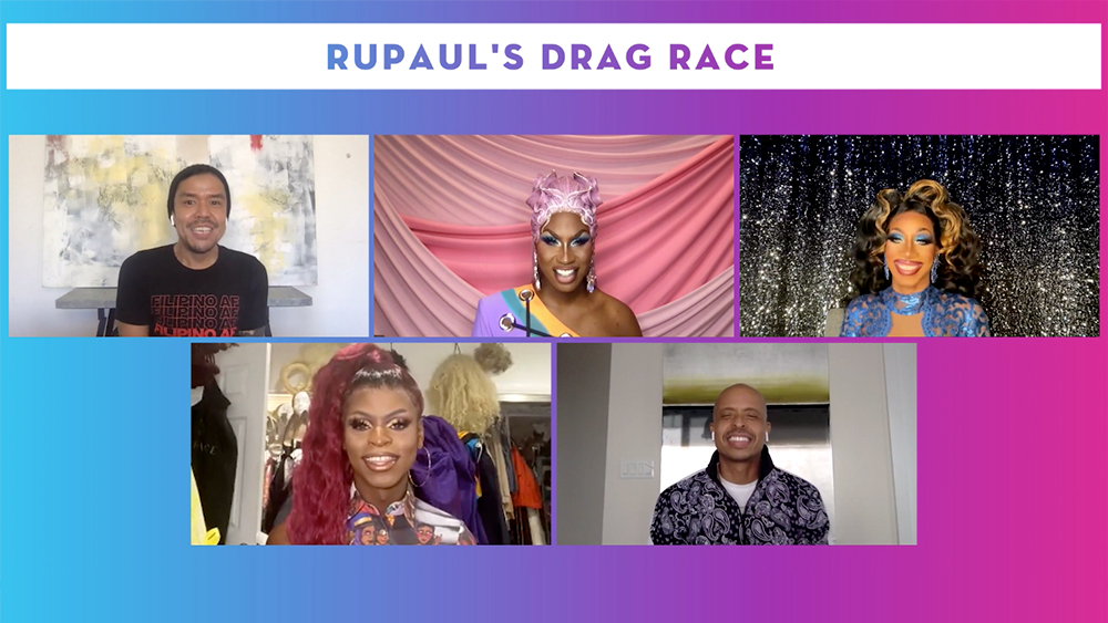 'RuPaul's Drag Race' Queens Celebrate Black Excellence ...