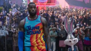 LeBron James in 'Space Jam: A New Legacy'