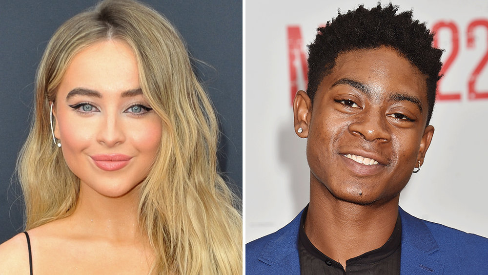 Sabrina Carpenter, RJ Cyler Star In 'Emergency' Comedy From Amazon Studios & Temple Hill.jpg