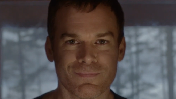 Michael C. Hall in 'Dexter'