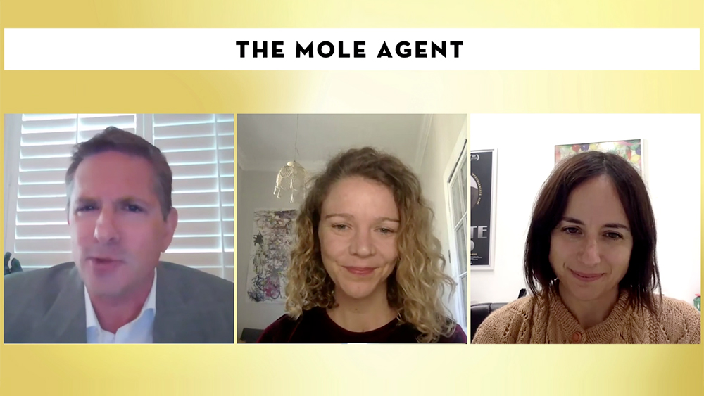 Chile's 'The Mole Agent' Duo On How The Plot Thickened Their One-Of-A-Kind Documentary – Contenders Film: The Nominees.jpg