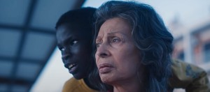 Ibrahima Gueye and Sophia Loren in 'The Life Ahead'