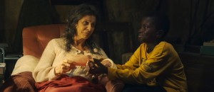 Sophia Loren and Ibrahima Gueye in 'The Life Ahead'