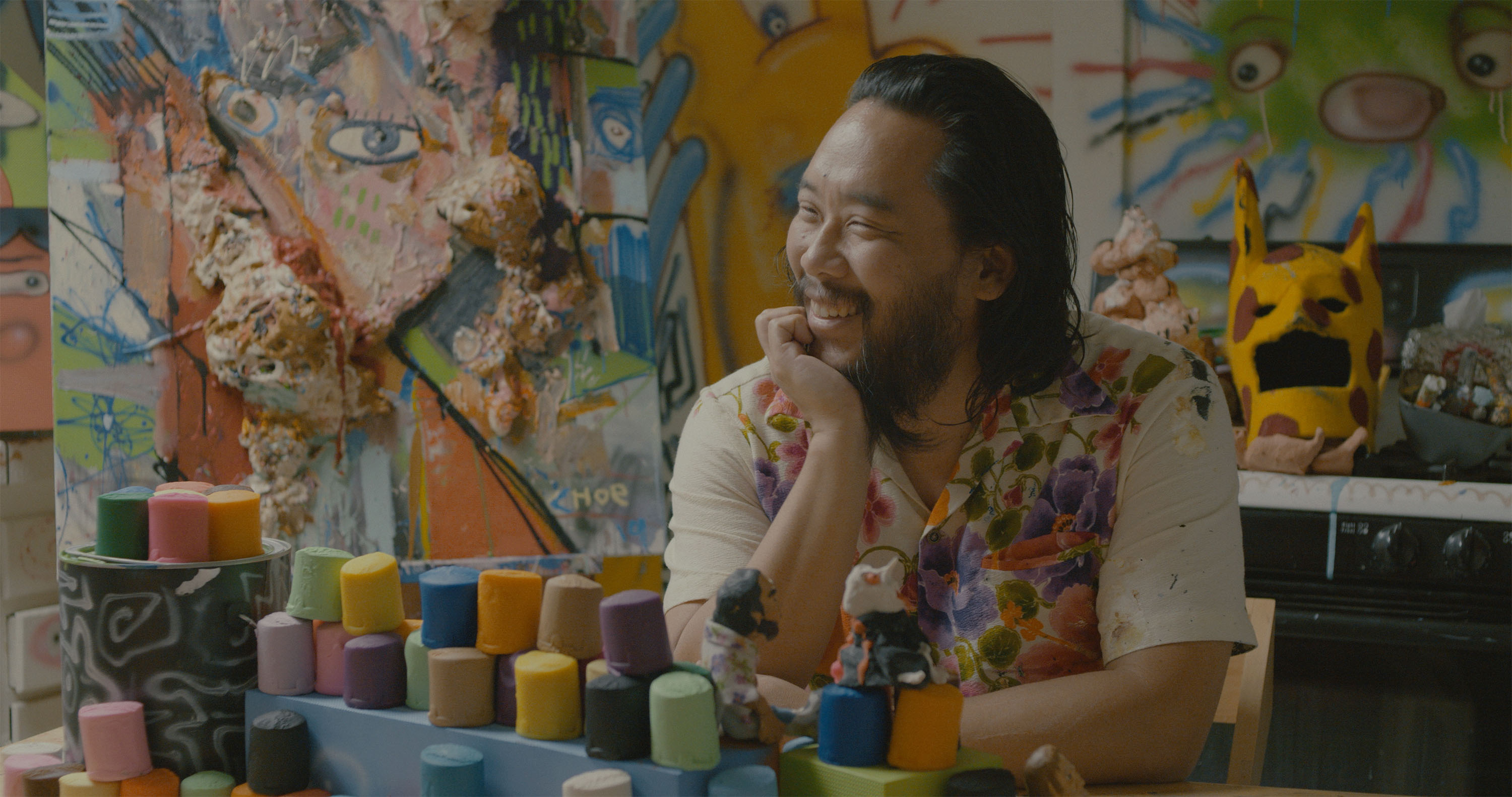 Artist David Choe To Host Interview Show On FX With Hiro Murai To EP –  Deadline