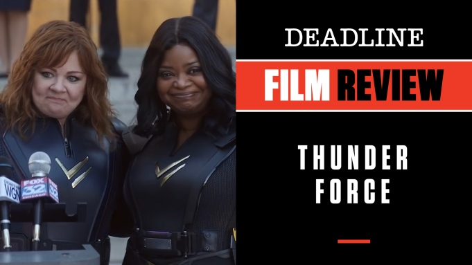 [WATCH] 'Thunder Force' Review: Melissa McCarthy,