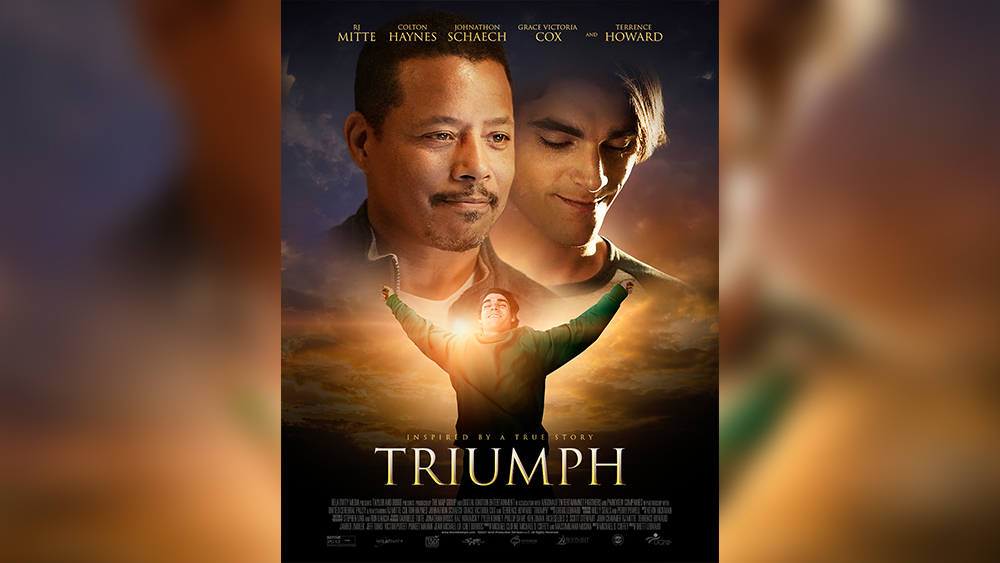 Inspirational Pic 'Triumph' Scores Cinemark Release; Quiver Distribution Books 'The Retreat' For May.jpg