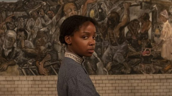 Thuso Mbedu in 'The Underground Railroad'