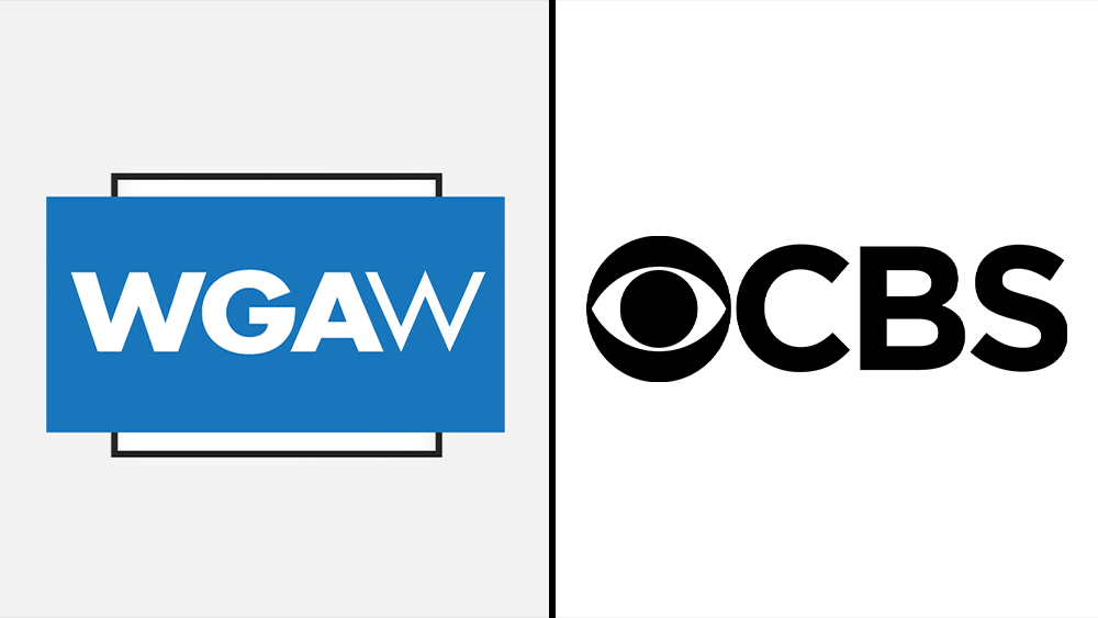 WGA West Reaches $3.4 Million Residuals Settlement With CBS Over Reuse Of Its Shows For Streaming Service.jpg