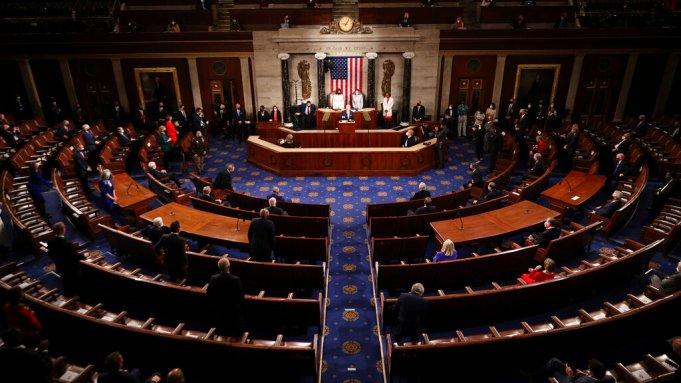 Joe Biden Goes Full West Wing & LBJ In Address To Congress – Review – Deadline