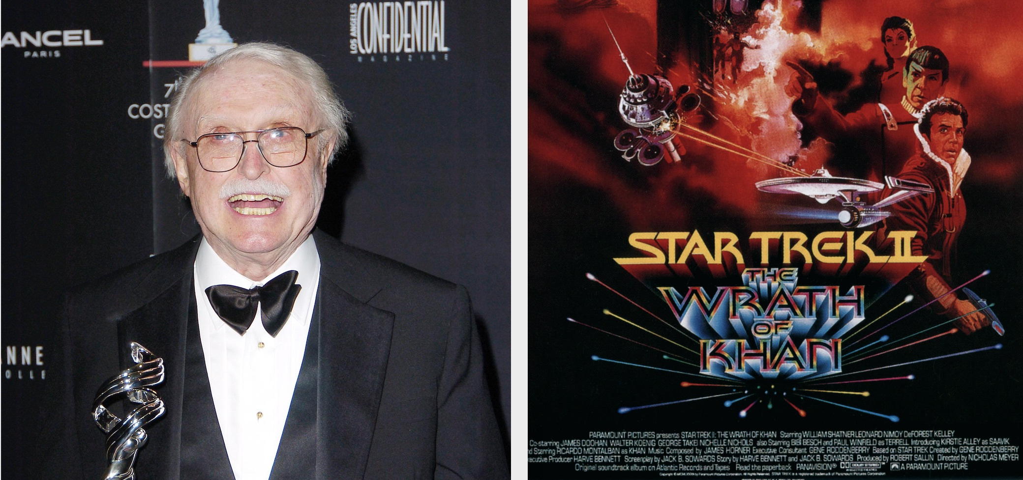 Robert Fletcher Dies: Costume Designer For 'Star Trek' Films, Broadway Was 98