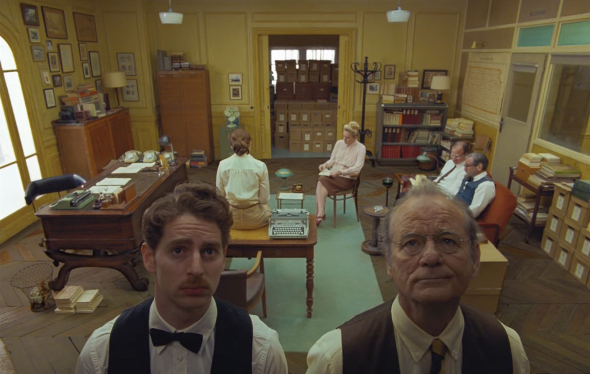 Cannes Review: Wes Anderson's 'The French Dispatch' – Deadline