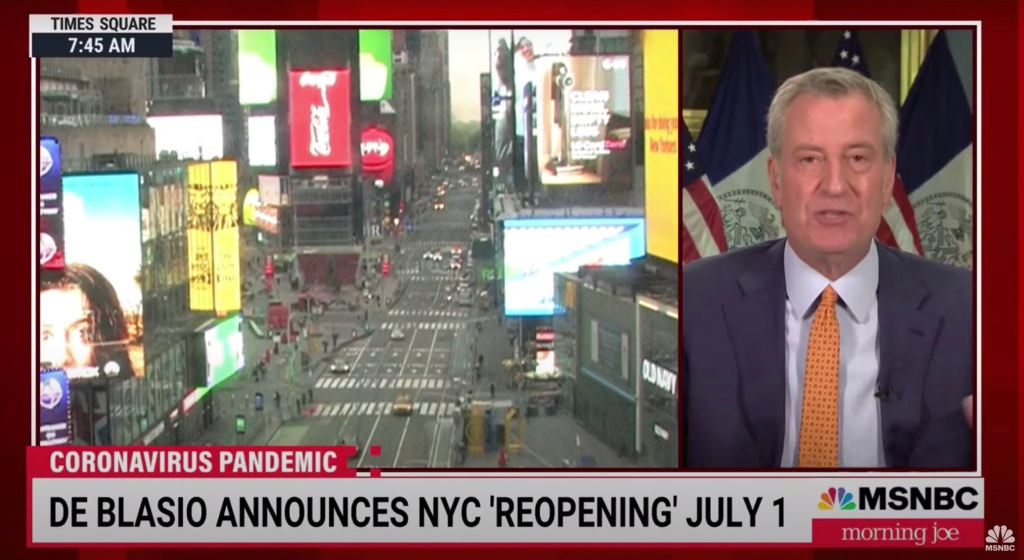 Proposed NYC July Reopening Won't Include Broadway, Mayor Says; September Remains Target.jpg