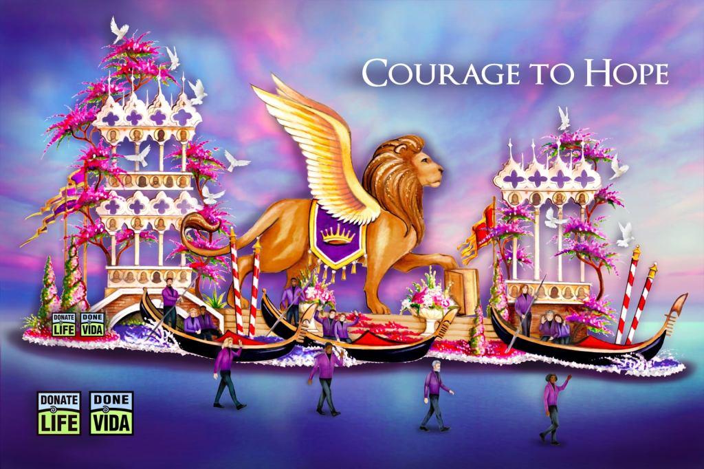 Pasadena Tournament of Roses Reveals First Sneak Peak At 2022 Rose Parade Floats.jpg