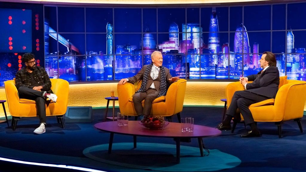UK Studio Shows Throw Open Doors To Audiences Again; 'Have I Got News For You' & 'Jonathan Ross' Record With Crowds Next Week.jpg
