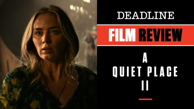 [WATCH] 'A Quiet Place Part II'