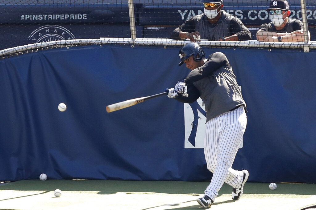 New York Yankees Disable Vaccinated Player Gleyber Torres, Team's Eighth Covid-19 Breakthrough Case