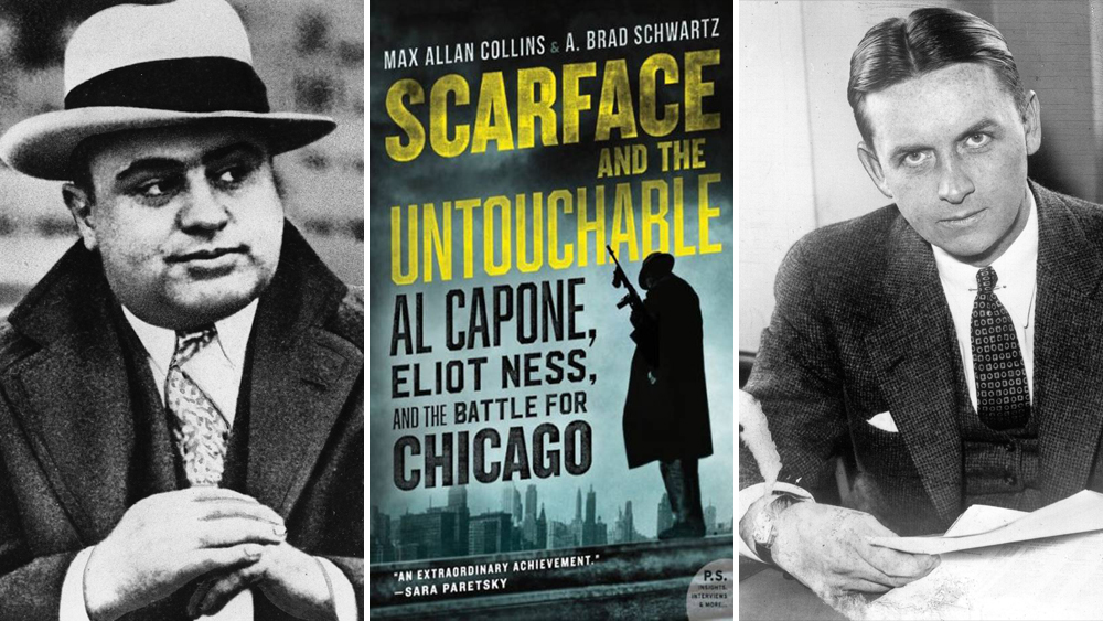 'Scarface And The Untouchable' Series Adaptation In Works At Showtime From Ben Jacoby & Alex Kurtzman.jpg