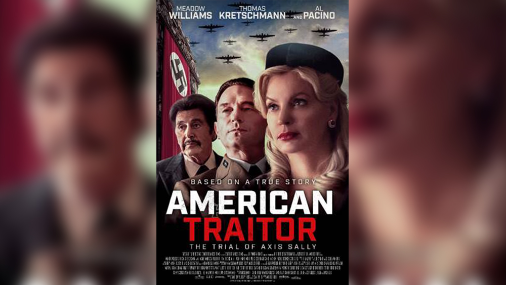 American Traitor: The Trial of Axis Sally (2021) English HD Movie
