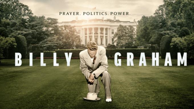 'Billy Graham' poster art
