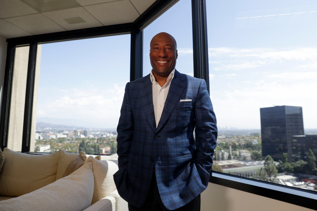 "Byron Allen-Led Effort To Funnel Ad Dollars To Black-Owned Media Locks Support From A Second Giant Holding Company, GroupM: ""This Is The Conversation White America Doesn't Want To Have"".jpg"