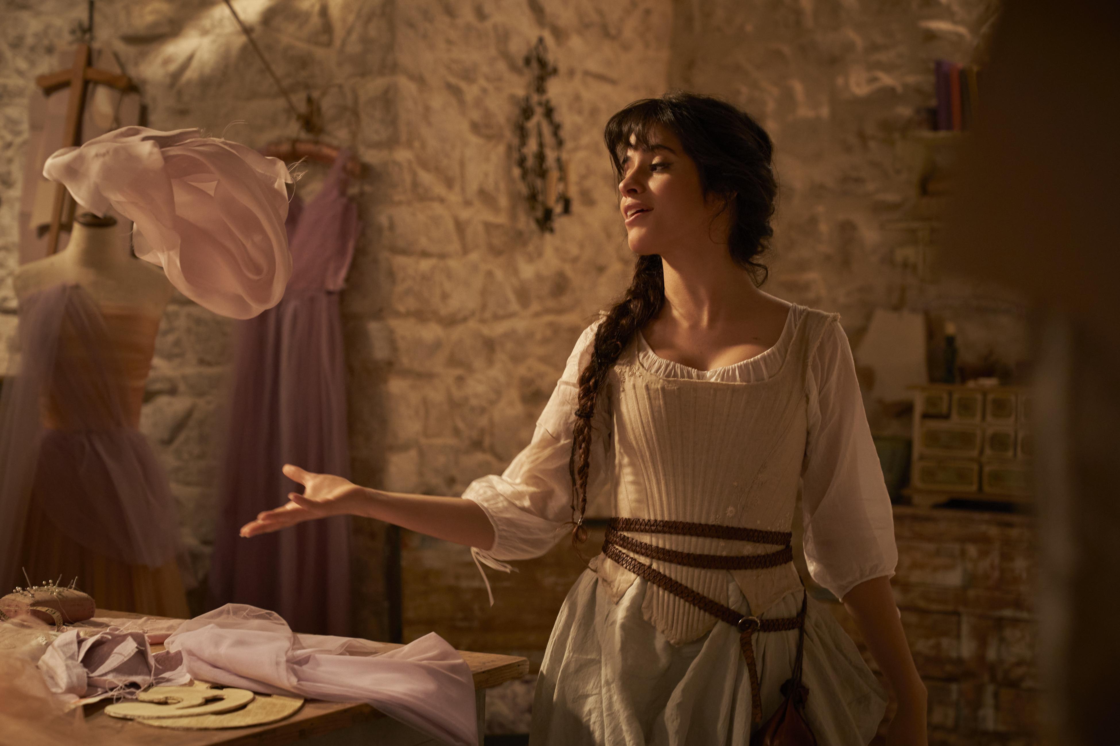 Amazon Eyes Fall Release For Camila Cabello's 'Cinderella'; First-Look  Photos – Deadline