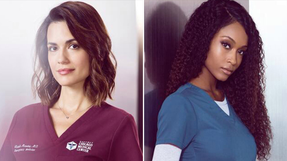 Yaya DaCosta & Torrey DeVitto Say Farewell & Thank You After Six Seasons On 'Chicago Med'.jpg