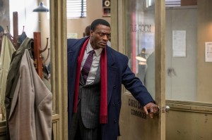 Aldis Hodge in 'City on a Hil'