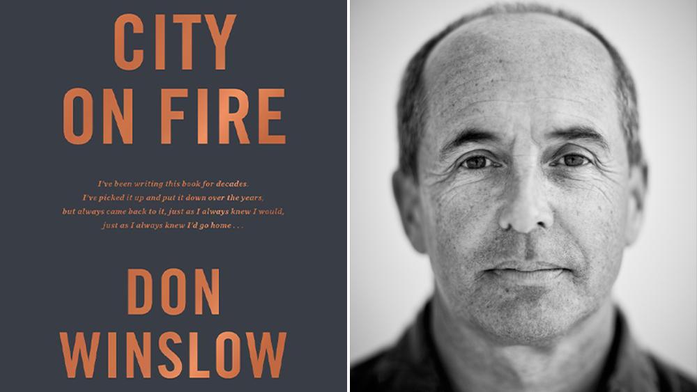 Hot Book Du Jour: Don Winslow's 'City On Fire' Is First In Mob War Trilogy On Italian-Irish Mobs In Boston.jpg