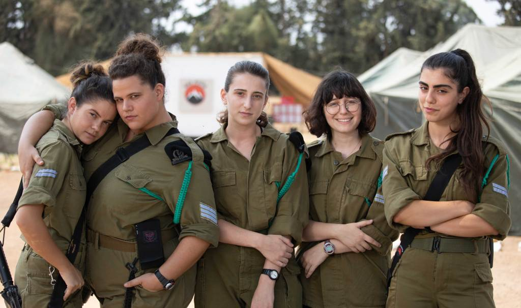WestEnd Boards Israeli Female Army Comedy-Drama Series 'Dismissed'.jpg