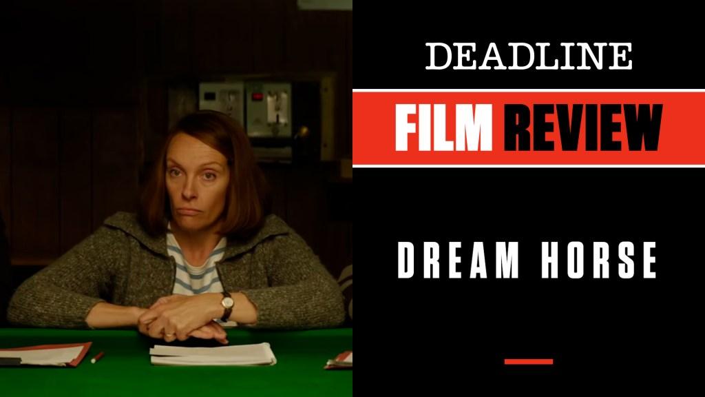 'Dream Horse' Review: Toni Collette & Damian Lewis In Winning, Feel-Good True Racing Tale.jpg
