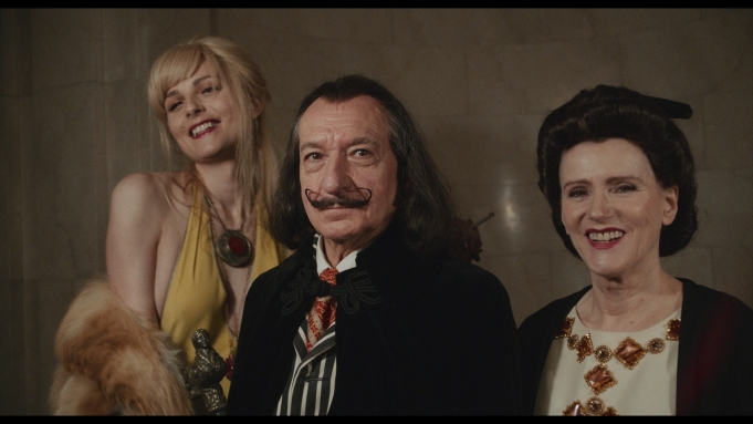 Daliland': First Look At Ben Kingsley As Salvador Dali In New Movie –  Deadline