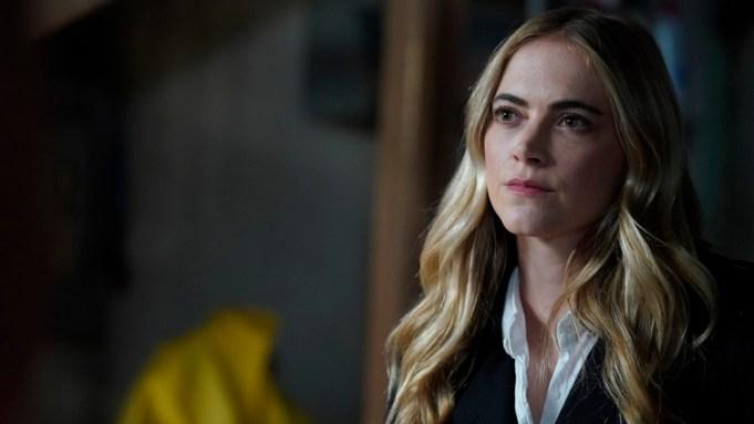 NCIS Emily Wickersham
