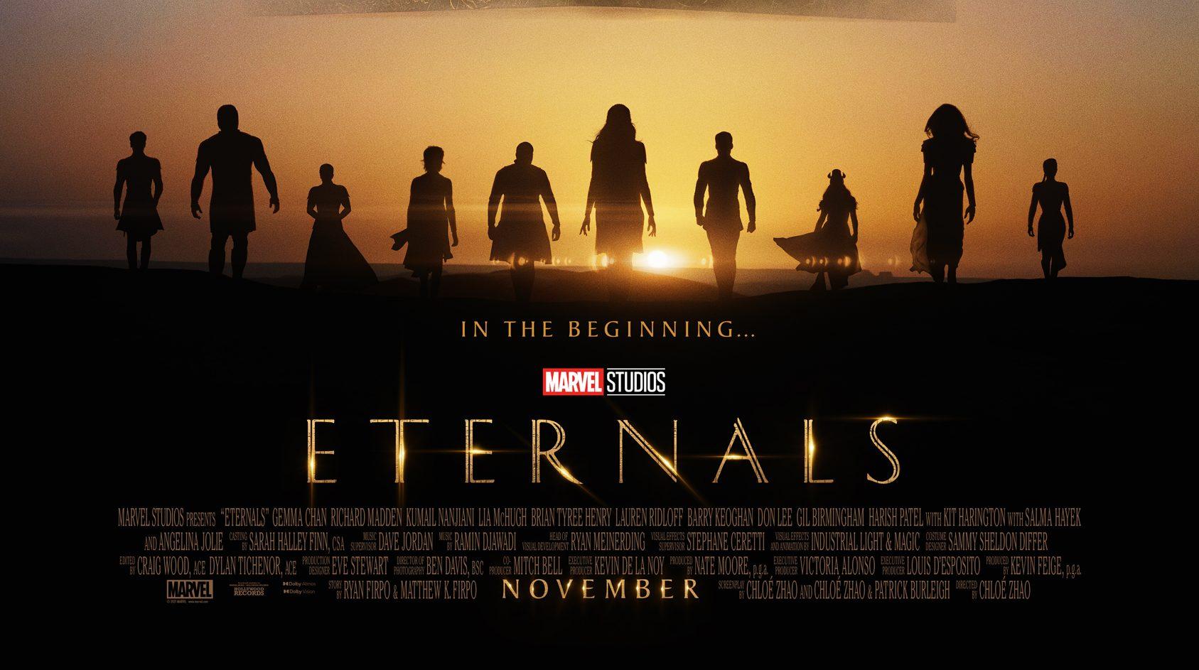Eternals' Trailer Clocks 77M Views, Tops For A Marvel Movie During Pandemic – Deadline
