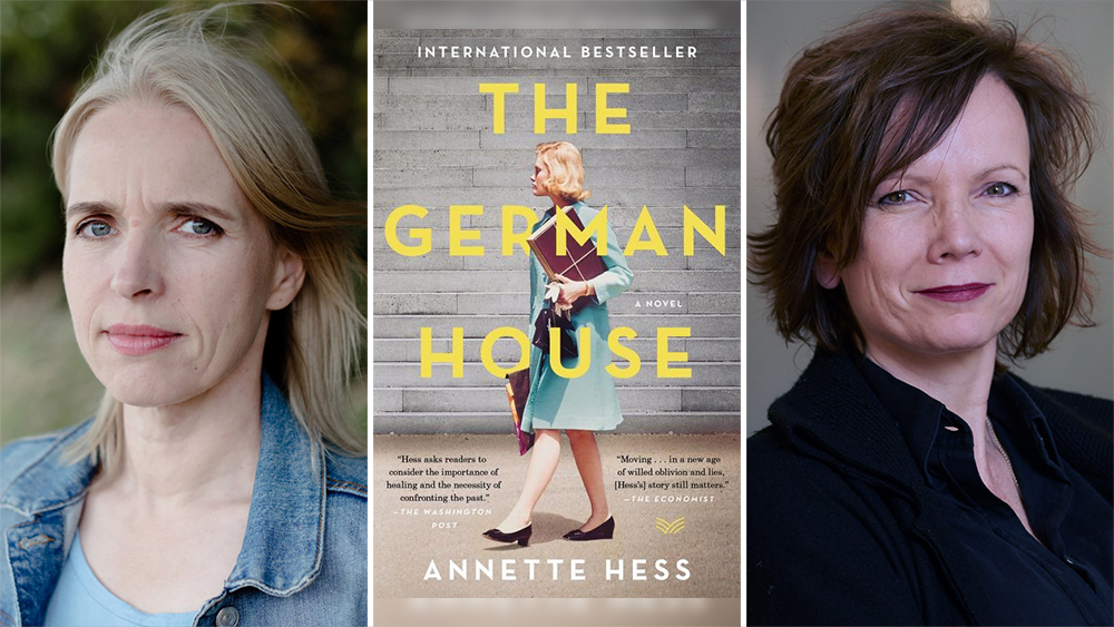 'Barbarians' Outfit Gaumont Teams With 'Bahnhof Zoo' Screenwriter Annette Hess For Miniseries 'The German House'.jpg