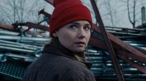 Jessica Barden in 'Holler'